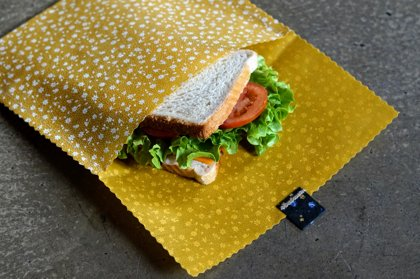 Beeswax sandwich and snack bag