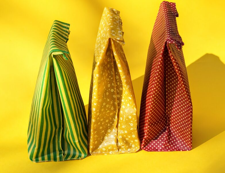 Beeswax snack bag LARGE